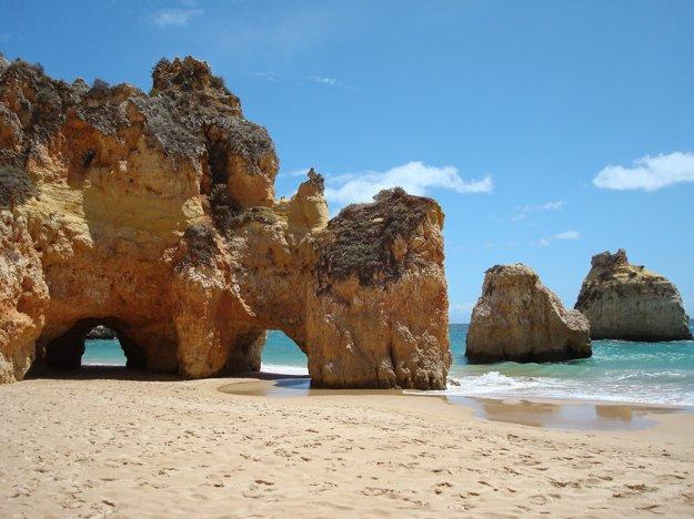 Algarve, Portugalsko.