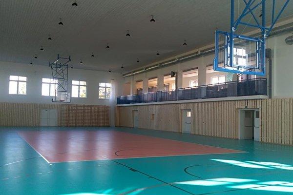 Nová telocvičňa už slúži mladým i starším Bobrovčanom.