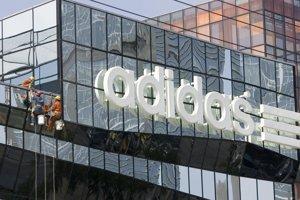 Adidas - ilustračná fotografia.