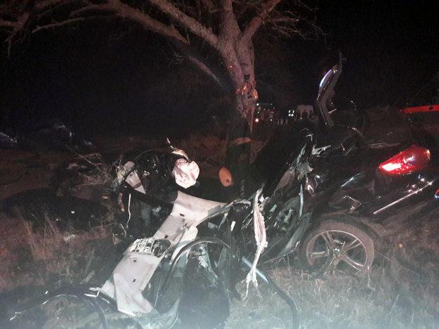 V utorok krátko pred 20.00 pri Ohradzanoch v okrese Humenné sa stala tragická nehoda.