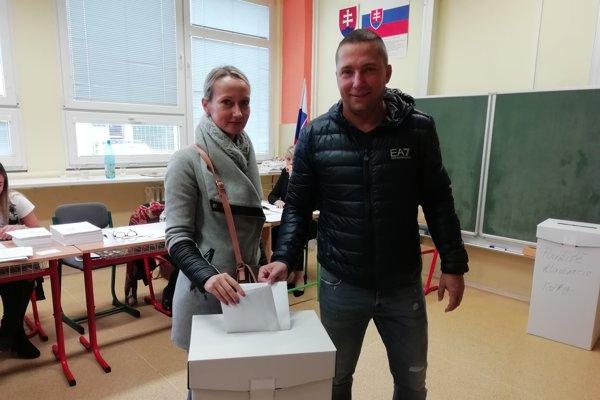 Volilo sa aj v ZŠ na Vajanského v Skalici.