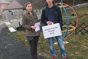 Voľby v Kozelníku.