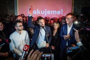 Matúš Vallo by sa mal stať novým primátorom Bratislavy.