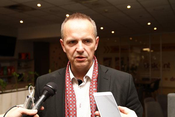 Patrik Groma prízvukoval, že bude dôležité spolupracovať, ak sa má Žilina posunúť vpred.