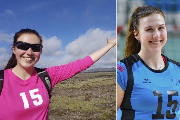 Thelma je rodáčka z Islandu, krajiny gejzírov a prírodných krás. Aktuálne oblieka dres Nitry.