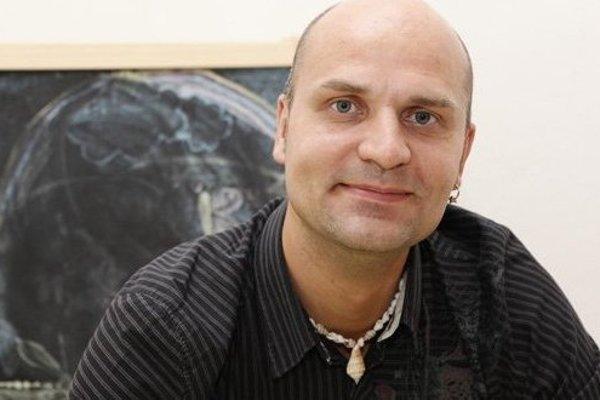 "Pavel ""Hirax"" Baričák."