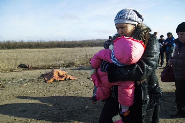 Situácia na Ukrajine zanechala nezmazateľnú stopu na tisícoch detí.
