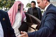 Saudskoarabský generálny prokurátor Saúd Mudžib.