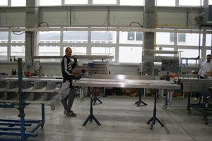 Nová výroba v HPP