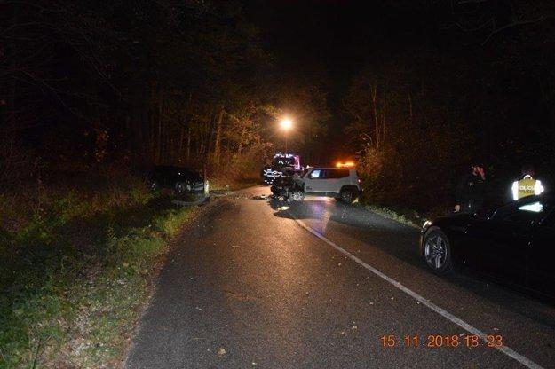 Z nehody vyviazli obe vodičky len s ľahkými zraneniami.