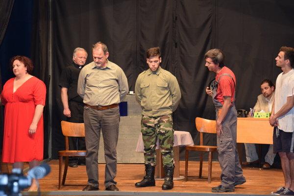 Domáce Divadlo G sa v Noci divadiel predstaví ako Divé živadlo G.