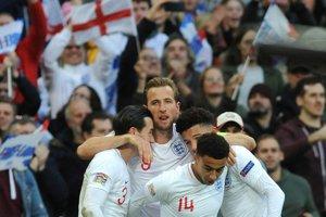 Anglicko oslavuje dôležité víťazstvo.