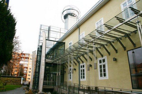 Slovenské múzeum ochrany prírody a jaskyniarstva.