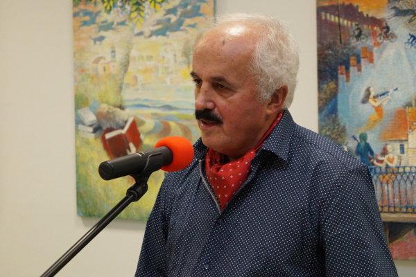 Ján Bartko.