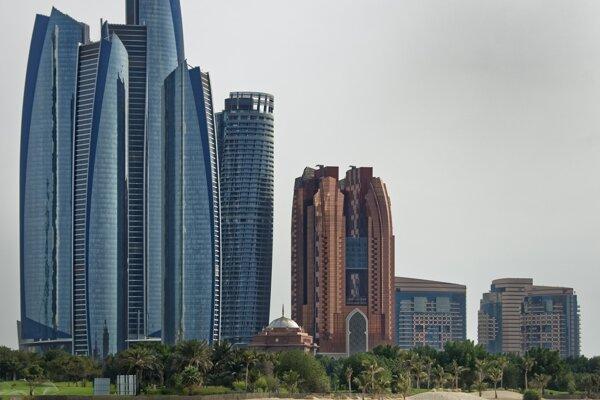 Abu Dhabi, SAE.