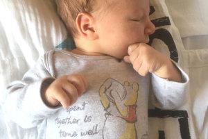Monika Vargová z Novej Dediny porodila 4. novembra prvorodeného synčeka MICHALA. Malý Miško po narodení meral 51 cm a vážil 4 kg. Zo synčeka sa teší otec Michal Lenthár.