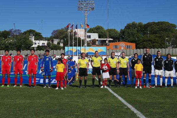Pred zápasom Severná Kórea - Nemecko.