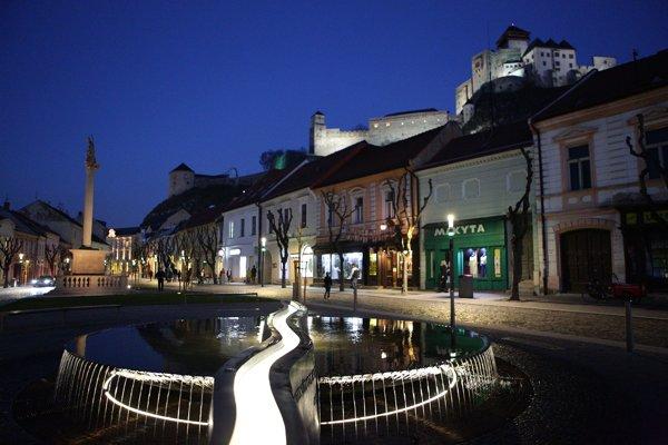 Mesto Trenčín.