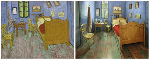 Izba a obraz podľa ktorého jej zariadenie vzniklo.