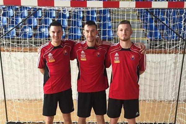 Sprava Filip Rafanides, Róbert Greško a Ivan Hanakovič.