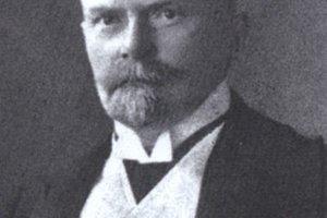 JUDr. Karel Kramář, prvý predseda vlády ČSR.