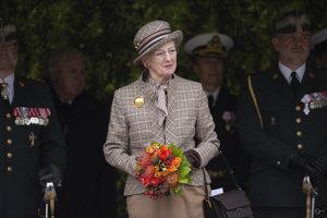 Dánska kráľovná Margaréta II.