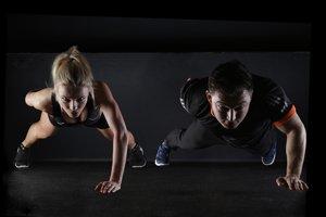 Jednotlivé podtypy kľukov zapájajú iné svalové skupiny.