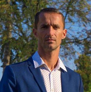 Martin Uríček - šéf MFK Handlová.
