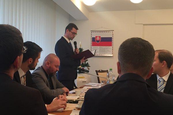 V zastupiteľstve má pravica väčšinu, starosta Smeru Andrejčák vyzval k spolupráci v zastupiteľstve.