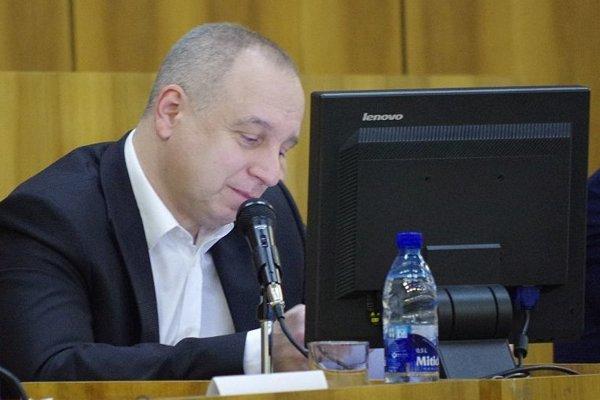 Primátor Karol Janas.