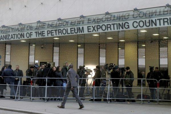 Sídlo OPEC-u vo Viedni.