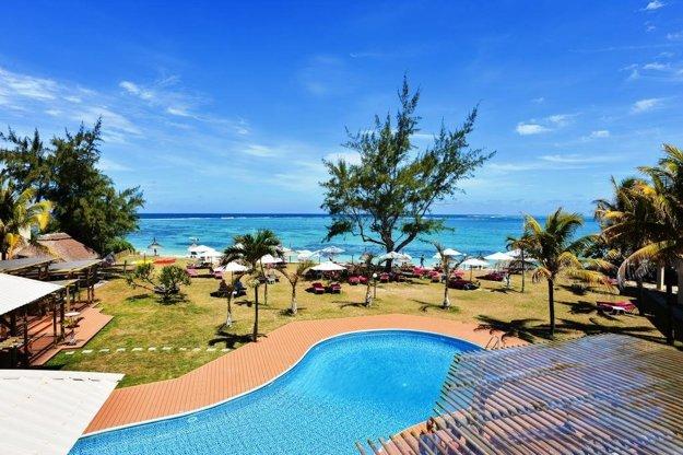Silver Beach hotel, Maurícius