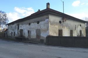 Na snímke objekt bývalého vodného mlynu v obci Kostoľany nad Hornádom.