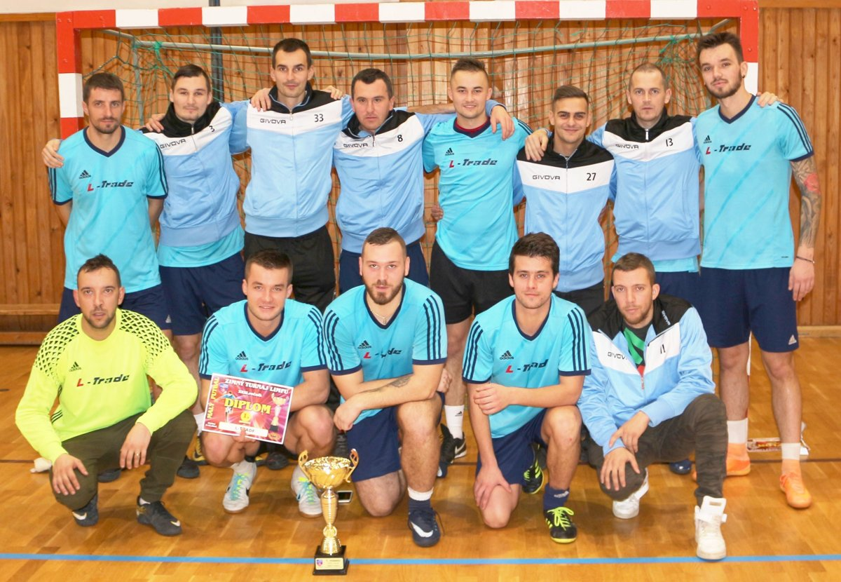 bc090e0a5b429 Prekvapením Zimného turnaja bolo Piánko, víťazom L-Trade - SME | MY ...