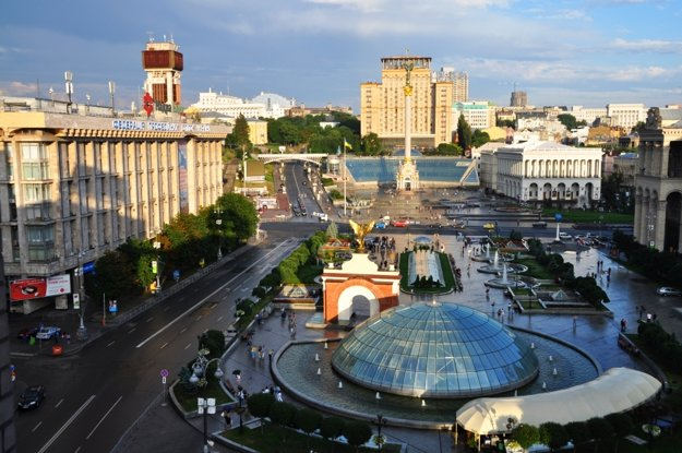 Slávny Majdan