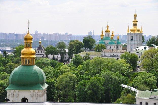 Kyjevsko-pečerskej Lavra