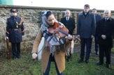 Kiska si vo Zvolene pripomenul rómske obete holokaustu
