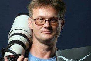 Renomovaný fotograf Peter Brenkus