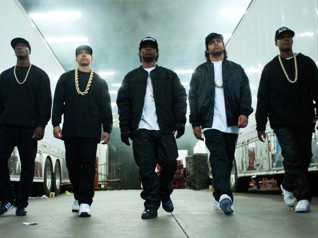 Straight Outta Compton bol v kinách veľkým hitom.
