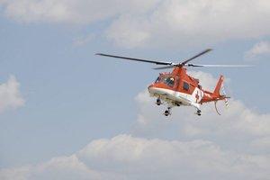 Pri dopravnej nehode zasahovali aj leteckí záchranári.