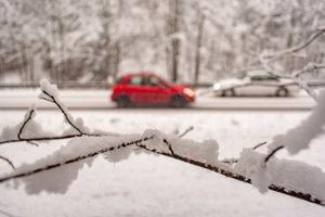 Sneženie má zasiahnuť najmä východ a juh Slovenska.