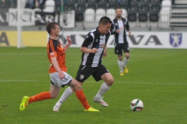 V sobotu predposlednom kole Fortuna ligy futbalisti MFK Ružomberok remizovali vMyjave so Spartakom 1:1.