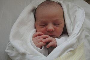 Petra Magulová (3090 g, 47 cm) sa narodila 5. decembra Monike a Petrovi z Nového Mesta nad Váhom.