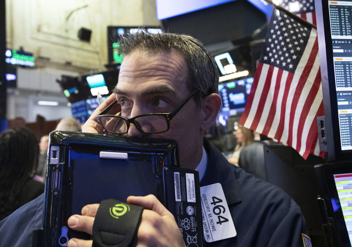e91ac10ad9 Akcie v USA pokračujú v prudkom poklese - Ekonomika SME