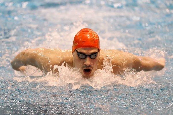 Na memoriáli sa predstaví aj výborný plavec Richard Nagy.