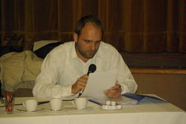 Mário Hrubý povedal všetky nové informácie, poslanci žiadosť urbariátu zamietli.