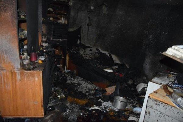 Pri požiari pivnice muž prišiel o život.