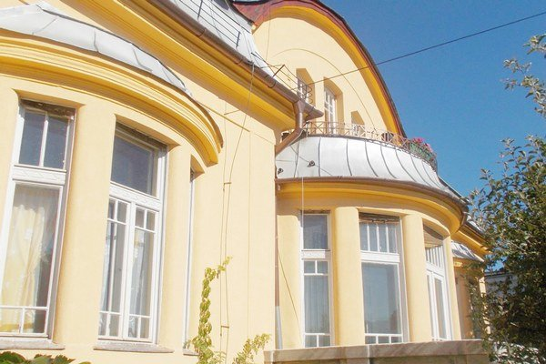 Takmer neznámu stavbu na Belopotockého ulici postavil európsky architekt továrnikovi pred viac ako sto rokmi.