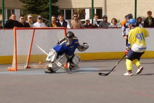Pruské vyradilo Kežmarok po štyroch zápasoch.