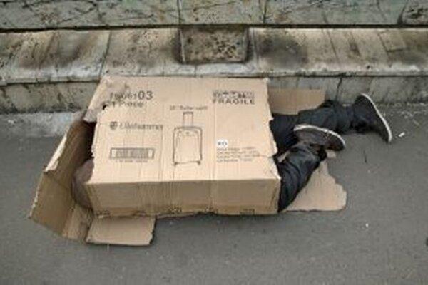 V útulkoch treba dodržiavať pravidlá, problémom ľudí bez domova je alkohol.